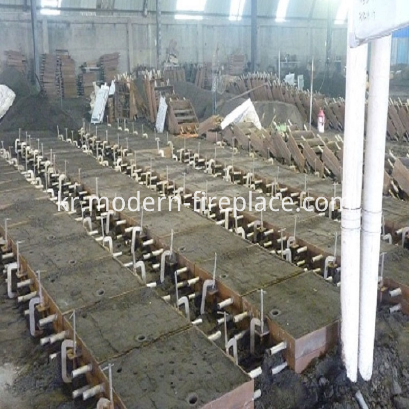 Fireplaces For Wood Burners Production