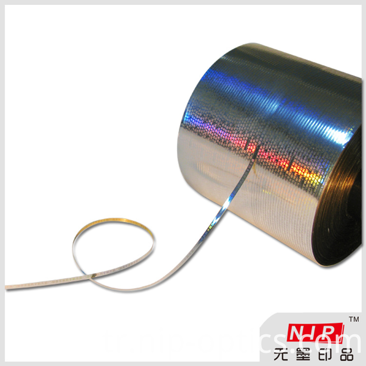 holographic tear tape