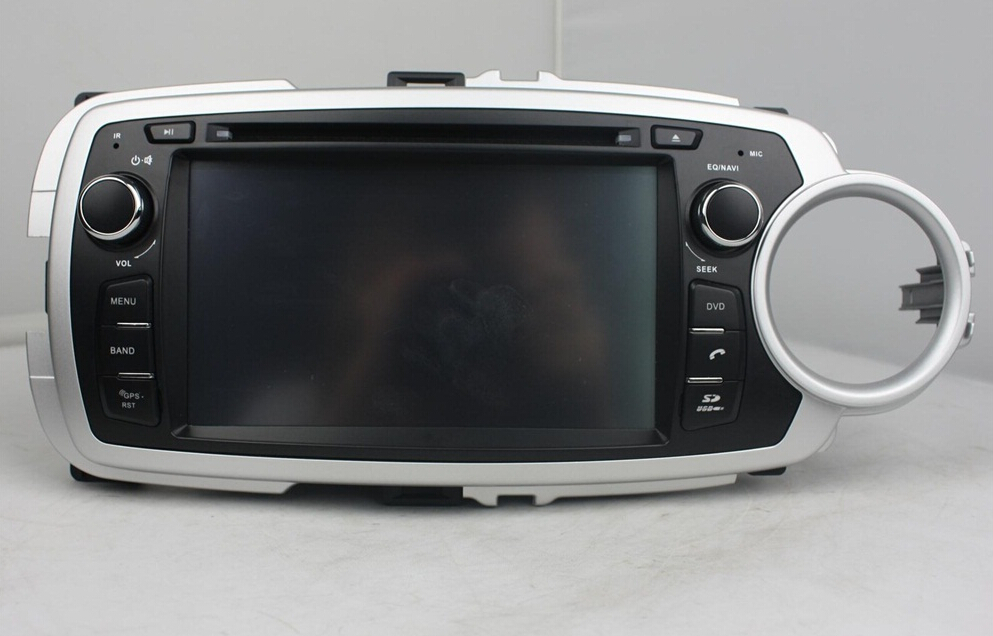 Android car dvd player for Toyota Yaris 2012-2013