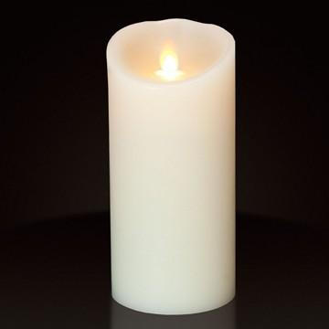 Luminara Ivory Candle