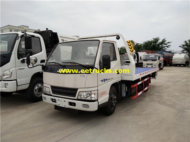 JMC Light Duty Road Wrecker Vehicles