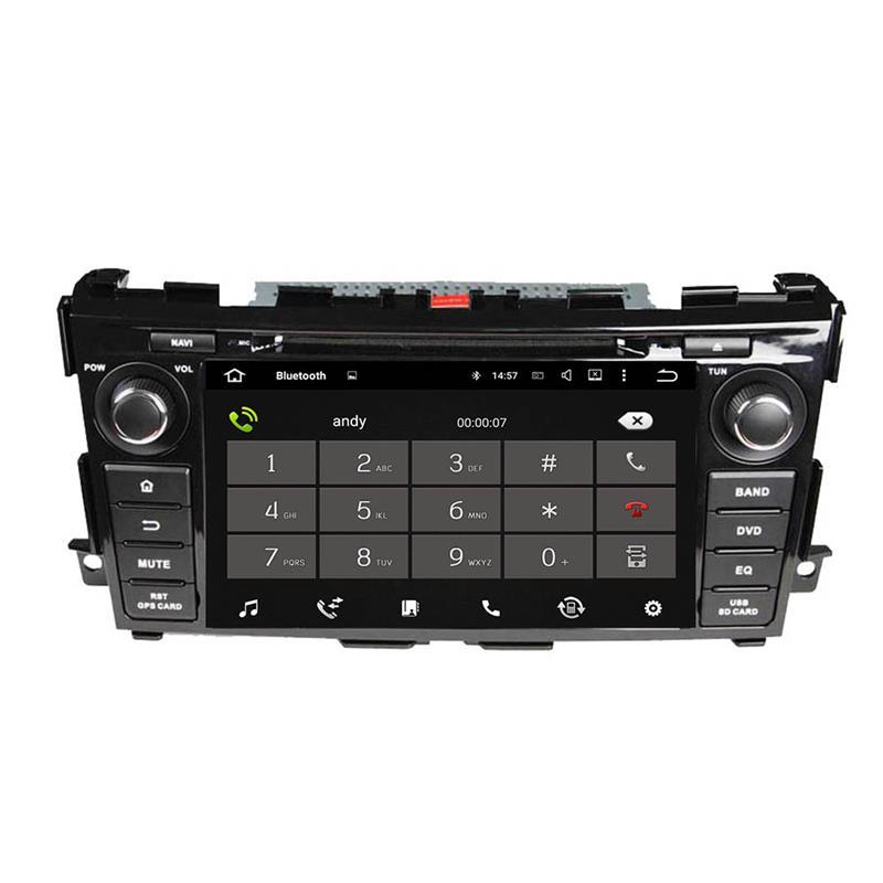 Nissan auto radio