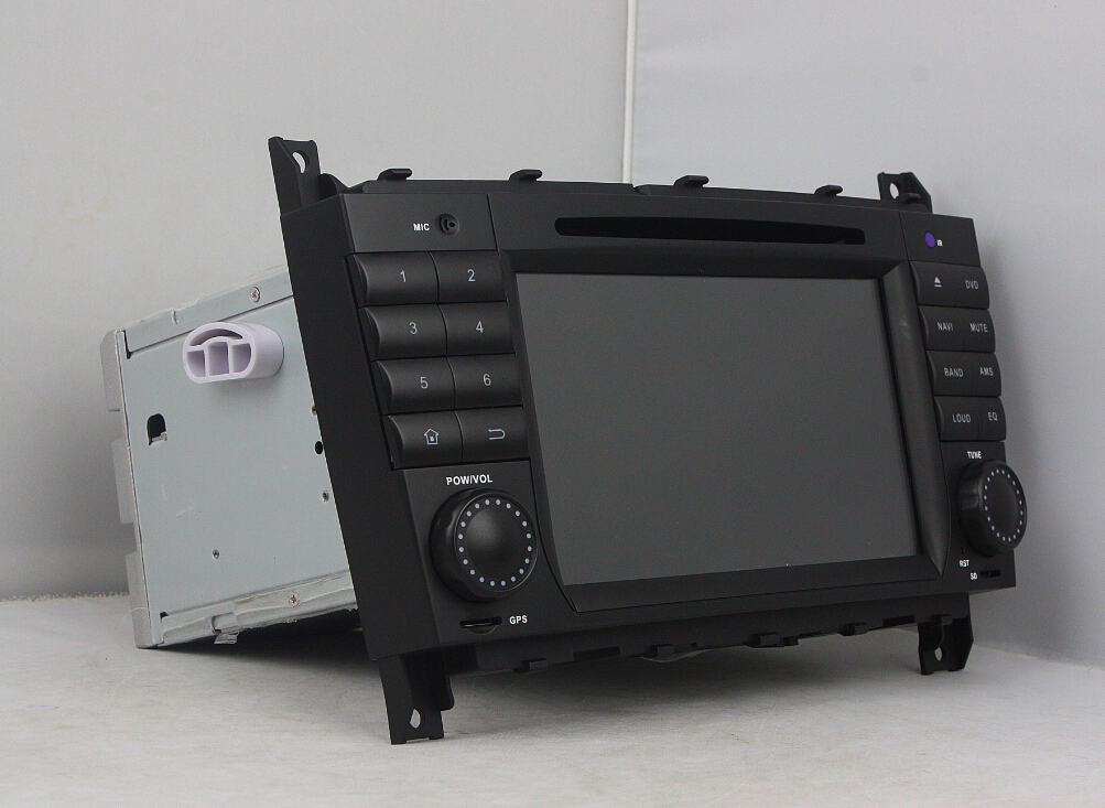 Benz C-Class GPS Navigation car dvd player