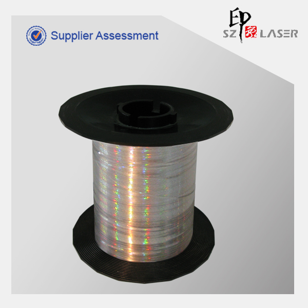 Holographic Security Thread Yarn