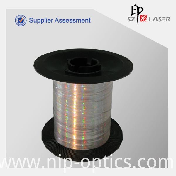 Holographic Yarn