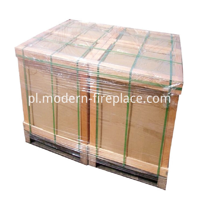 Contemporary Wood For Stoves Burners Packaging