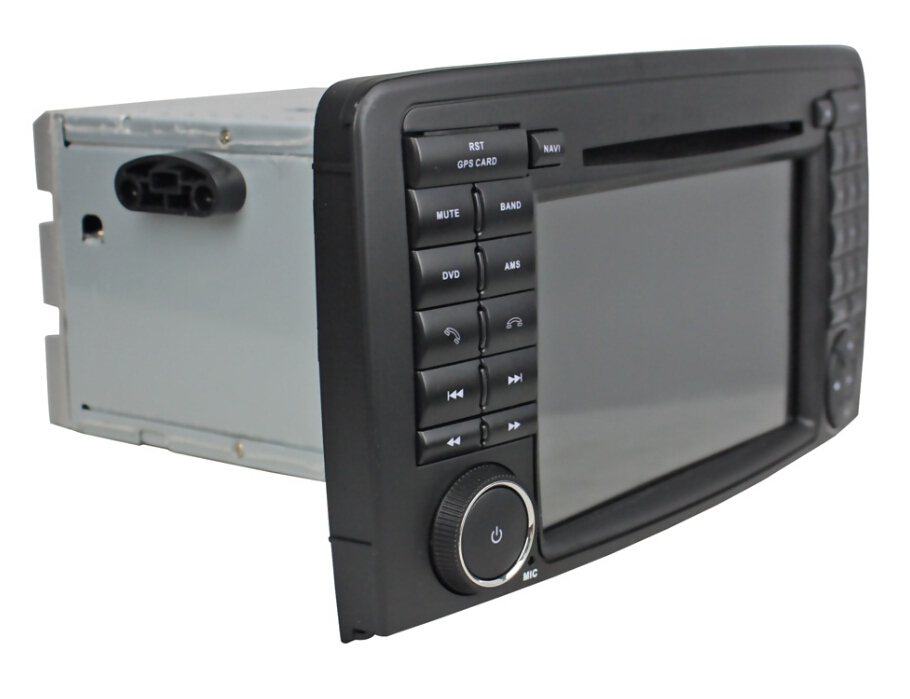 7 Inch Car DVD Player for R-Class