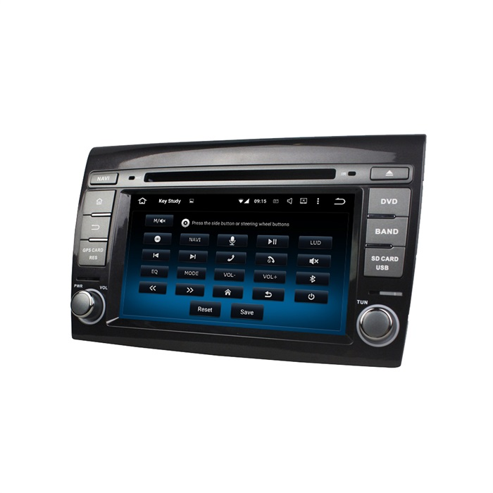 7 Inch Screen Car GPS Player for BRAVO