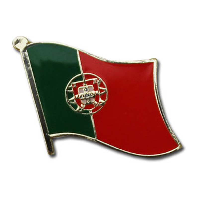 Portugal National Lapel Pin