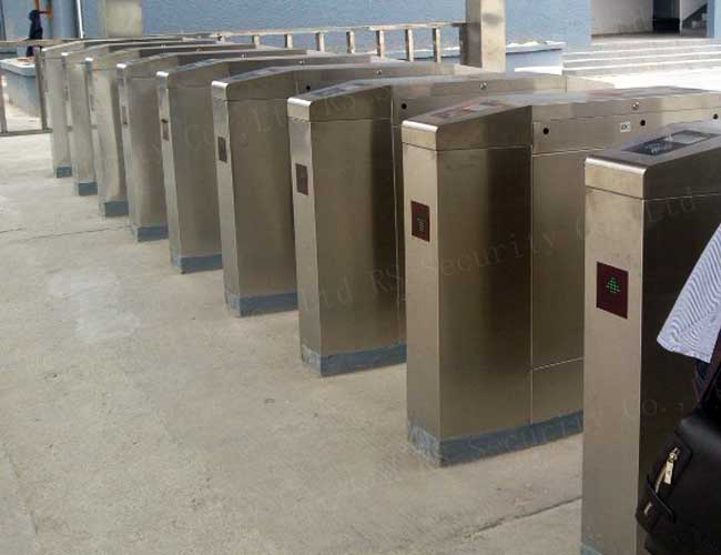Biometric Turnstile Gate