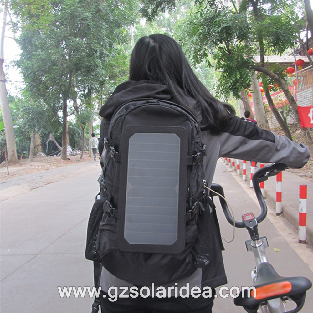 padded solar bag