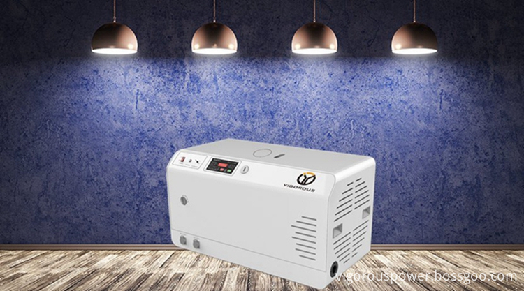 3KW Super Silent Home Standby Gas Generator