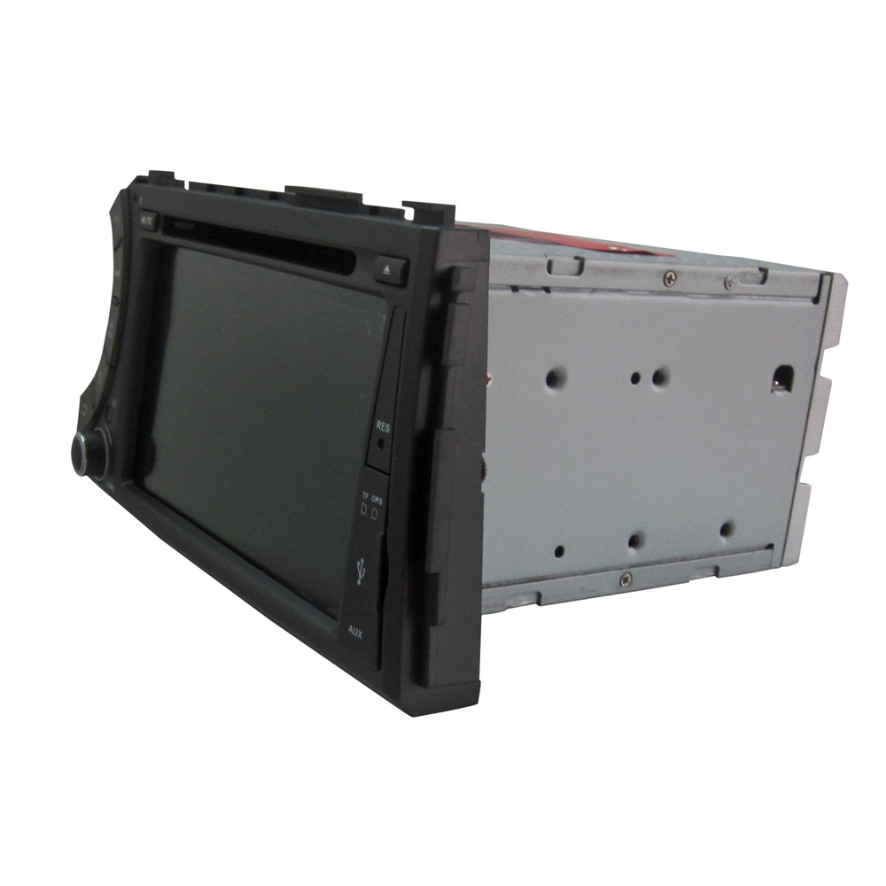 Android 7 inch car DVD for Ssangyong Actyon sports