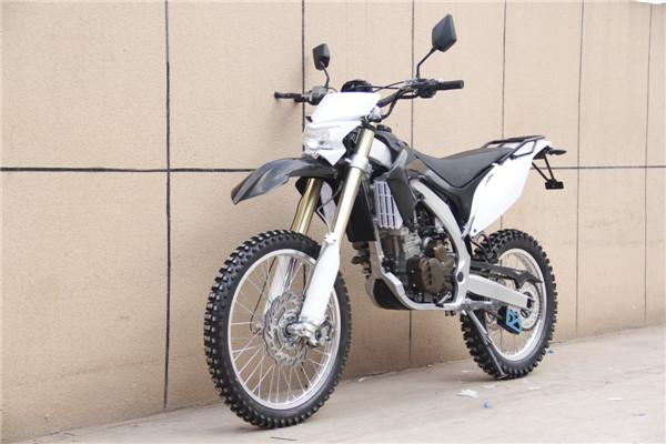 250 Cc 4 Valve Dirt Bike