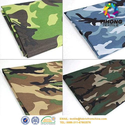 Army Military Uniform Fabric