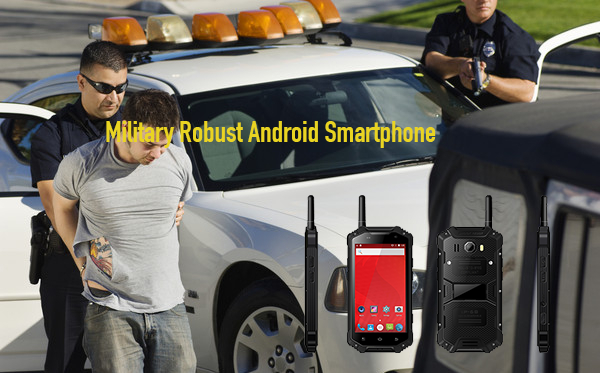 Military Robust Android Smartphone