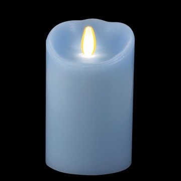 moving wick flameless candle