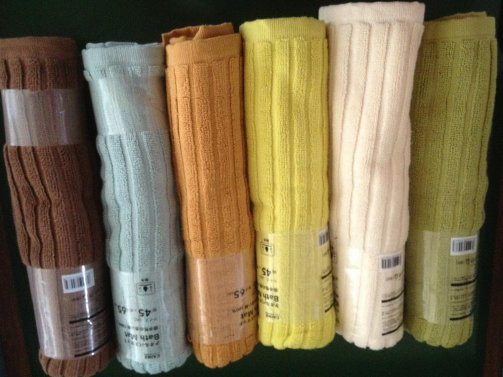 100%Cotton Floor Mat