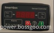 Control Panel of Generator