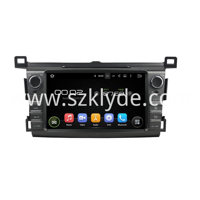 Car GPS Player for Toyota RAV4 2013