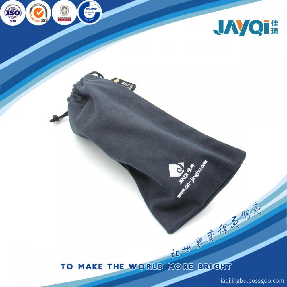 Factory Microfiber Fabric Eyeglasses Bags