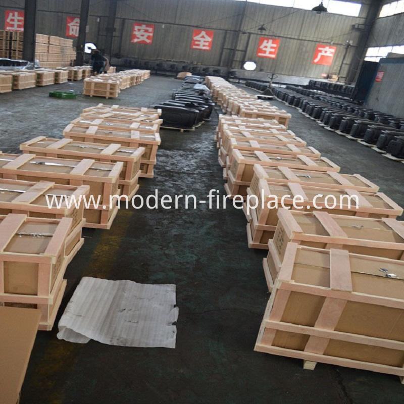 Steel Plate Wood Stoves Sale Packaging