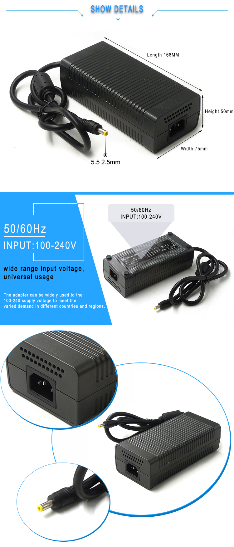 hp universal power supply case study Universal laptop charger with usb  ultra-compact universal laptop power adapter offers uninterrupted power for reliable bti ac-u90w-hp 90w universal ac adapter.