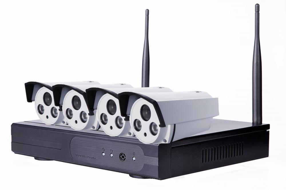 4ch wifi nvr kit
