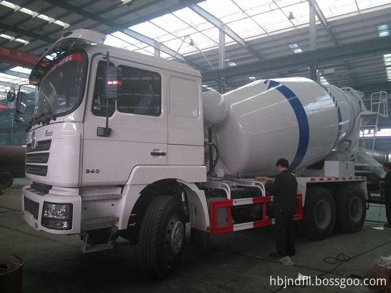Cement Mixer Truck 82