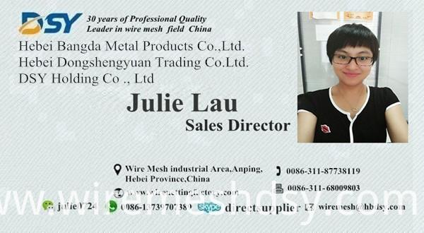 business card Julie