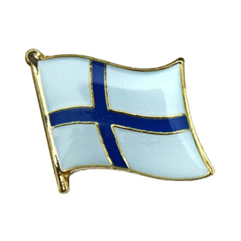 Finland Pin