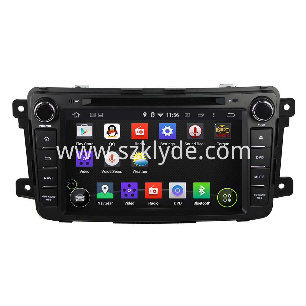 Android car DVD for Mazda CX-9 2012-2013