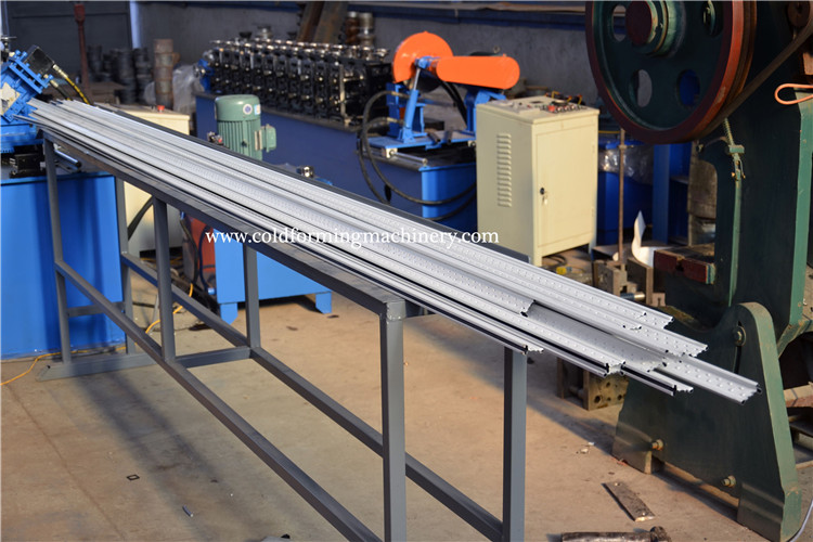 Cross Tee Bar Forming Machine