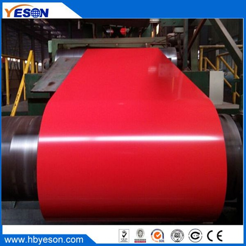 red color PPGI