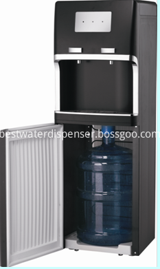 Ice Bottom Loading Water Dispenser