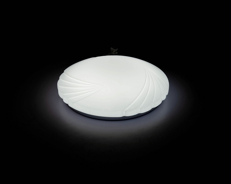 led ceiling light with microwave sensor