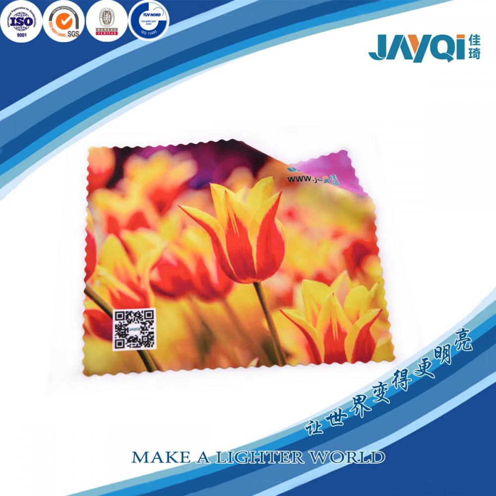 Custom Logo Lens Microfibre Cleaning Cloth