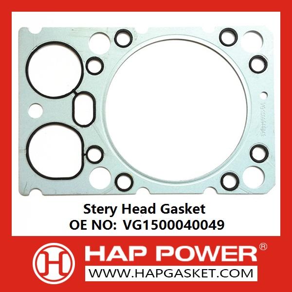 HAP-HD-019 Stery Head Gasket VG1500040049-126