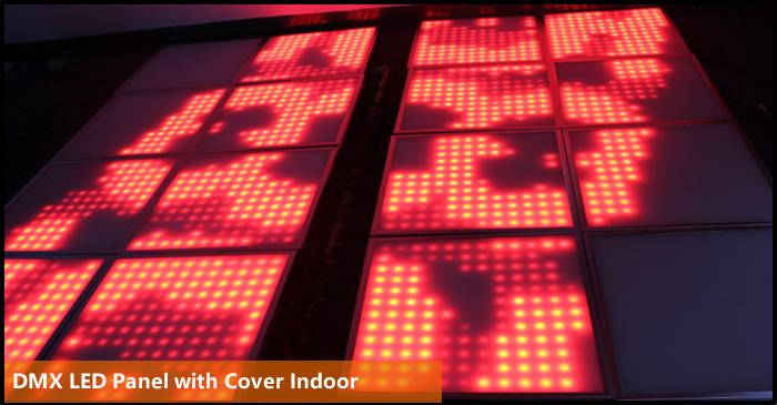DMX LED Panel 017