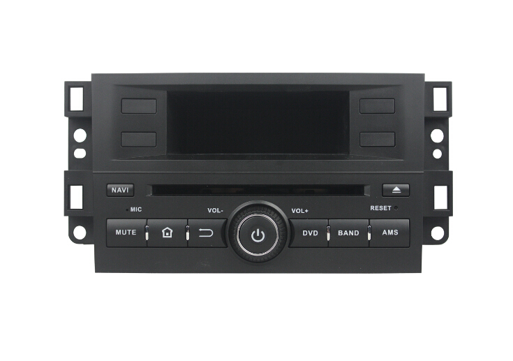 Android Car DVD Player For Capativa