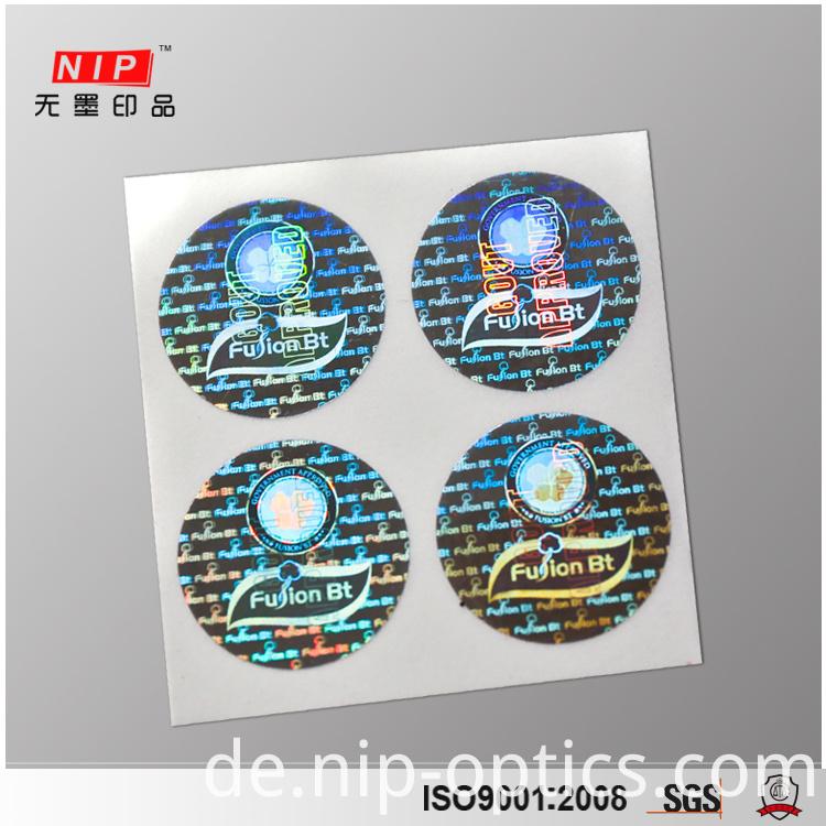 Custom Holographic Stickers
