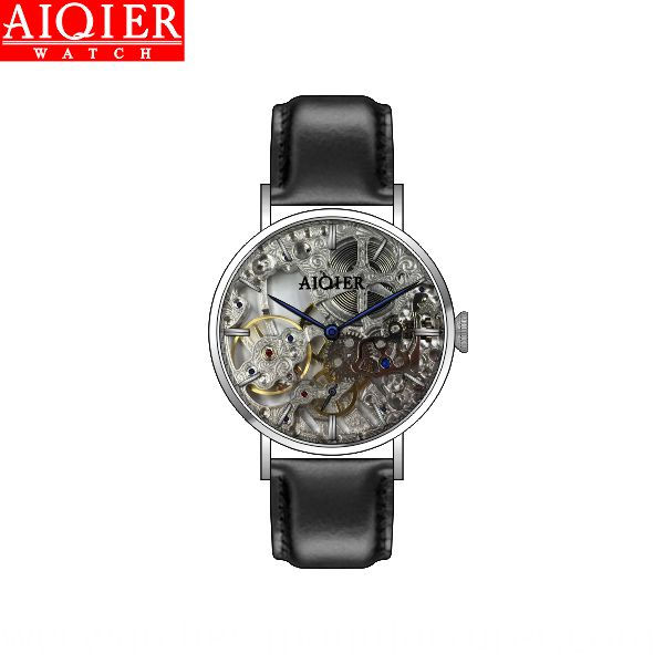 316L Stainless Steel Mechanical Watch