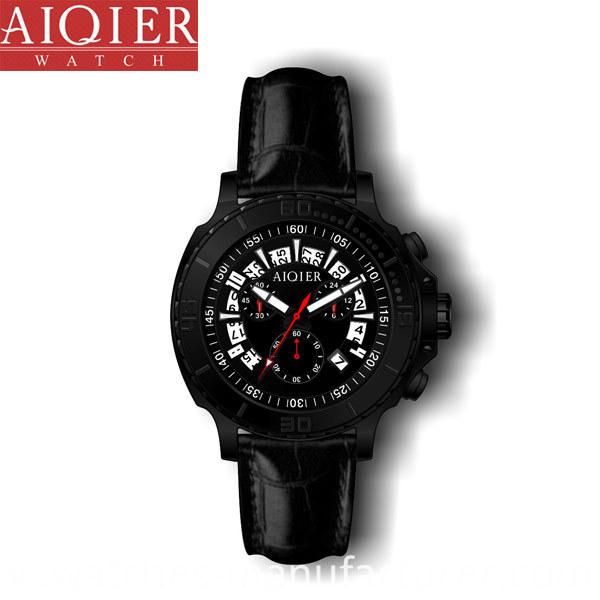 Military waterproof sports watch