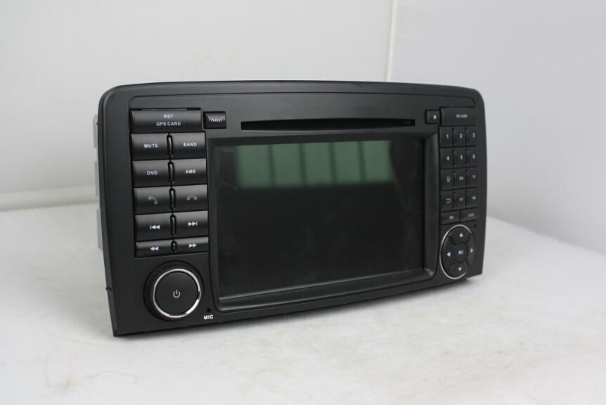 Benz R-Class Car Multimedia GPS