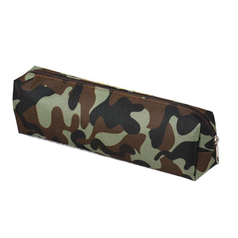Camouflage Pen Bag Pencil Case