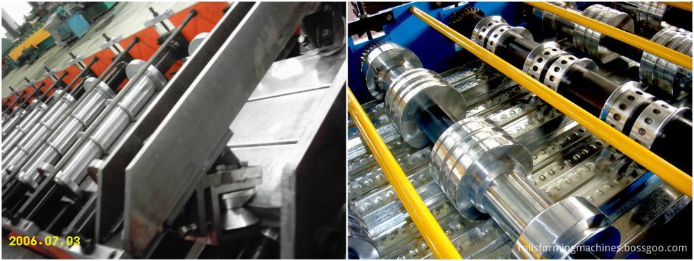 Steel Floor Decking Forming Machine 01
