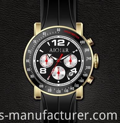 Multi-function Men Watch