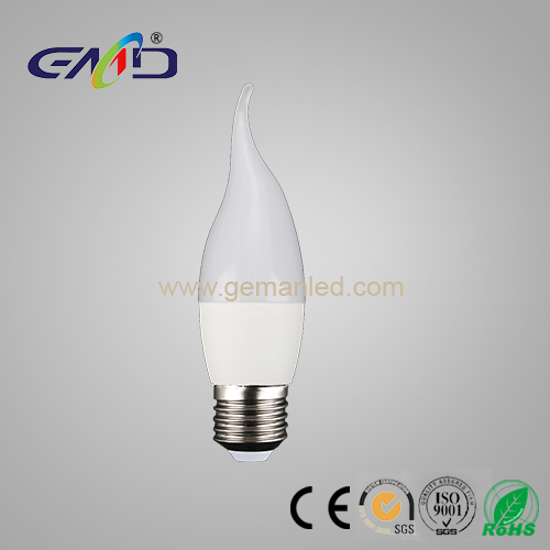 LED TAIL candle C37 E27