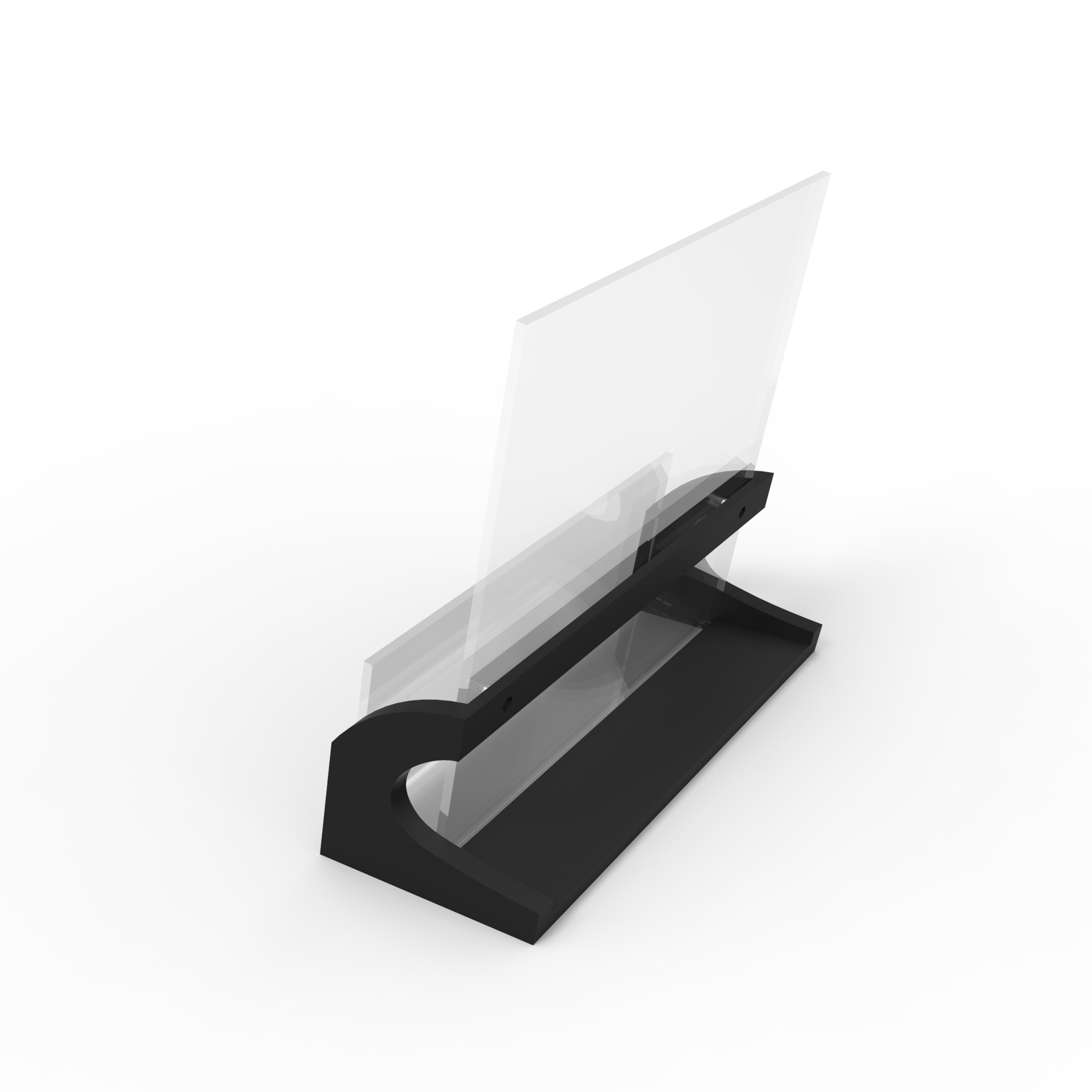 Elegant Artware Style Acrylic Display Case