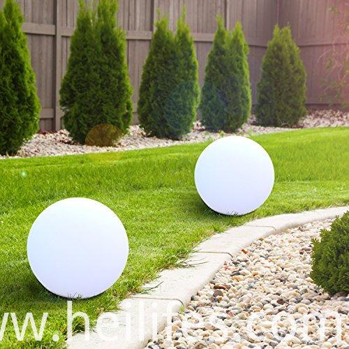 led lawn balll ight